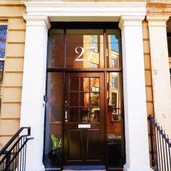Апартаменты Vibrant Spacious Apartment In West End Глазго вид на фасад