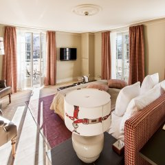 Отель Le Grand Bellevue комната для гостей