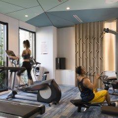 Отель ibis Styles Nha Trang Вьетнам, Нячанг - отзывы, цены и фото номеров - забронировать отель ibis Styles Nha Trang онлайн фитнесс-зал фото 2