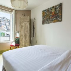 Отель Sacre Coeur Sights Париж комната для гостей фото 5