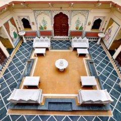 Отель Chokhi Dhani Resort Jaipur комната для гостей