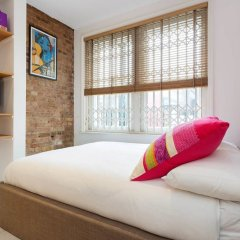 Отель Veeve - Sophisticated Soho комната для гостей