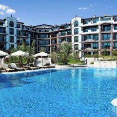 Отель Boutique Rose Gardens Beach & SPA Hotel Болгария, Поморие - отзывы, цены и фото номеров - забронировать отель Boutique Rose Gardens Beach & SPA Hotel онлайн бассейн