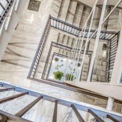 Gioberti Art Hotel балкон