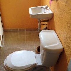 Отель Las Salinas Сиуатанехо ванная