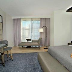 Отель Canopy By Hilton Columbus Downtown Short North комната для гостей фото 4