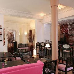 Отель Hôtel Le 123 Elysées - Astotel Франция, Париж - отзывы, цены и фото номеров - забронировать отель Hôtel Le 123 Elysées - Astotel онлайн гостиничный бар