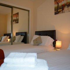 Отель Glasgow Green Apartments Великобритания, Глазго - отзывы, цены и фото номеров - забронировать отель Glasgow Green Apartments онлайн комната для гостей фото 2