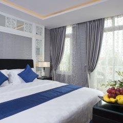 Отель Church Boutique Hotel - Hang Ca Вьетнам, Ханой - отзывы, цены и фото номеров - забронировать отель Church Boutique Hotel - Hang Ca онлайн комната для гостей фото 3