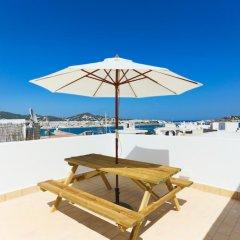 Отель Apartamentos Xereca - Ibiza Port бассейн