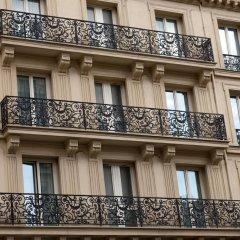 Hotel Emile Париж вид на фасад фото 2