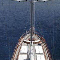 Отель Plaghia Charter Boat & Breakfast Италия, Кастелламмаре-ди-Стабия - отзывы, цены и фото номеров - забронировать отель Plaghia Charter Boat & Breakfast онлайн ванная фото 2