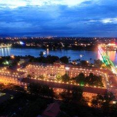 Отель Saigon Morin Вьетнам, Хюэ - отзывы, цены и фото номеров - забронировать отель Saigon Morin онлайн приотельная территория