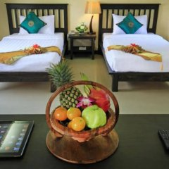 Отель The Villa Laemhin Lagoon Resort в номере