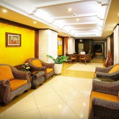Floral Hotel Lakeview Koh Samui интерьер отеля