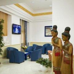 Hotel Anglo Americano интерьер отеля