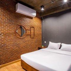 Kaen Hostel Паттайя комната для гостей фото 5