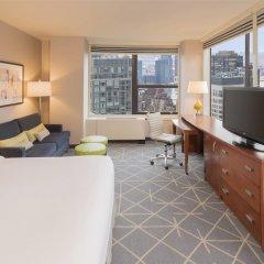 Отель Courtyard by Marriott New York City Manhattan Midtown East комната для гостей фото 4