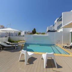 Отель Protaras Villa Paros бассейн фото 3