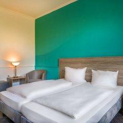 Отель Novum Hotel Bonhoefferplatz Dresden Германия, Дрезден - 2 отзыва об отеле, цены и фото номеров - забронировать отель Novum Hotel Bonhoefferplatz Dresden онлайн комната для гостей фото 3