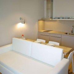 Отель Aparthotel Arrels d'Empordà комната для гостей