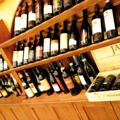 Hotel Cristina Рокка-Сан-Джованни гостиничный бар