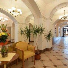 Отель Galerie Royale Прага интерьер отеля
