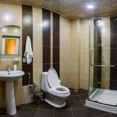 Отель Chateau Qusar Азербайджан, Куба - отзывы, цены и фото номеров - забронировать отель Chateau Qusar онлайн ванная
