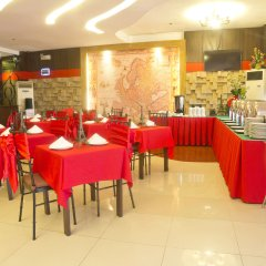 Отель Eurotel Makati Филиппины, Макати - отзывы, цены и фото номеров - забронировать отель Eurotel Makati онлайн питание