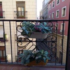 Отель Apartamentos Imagine Madrid балкон
