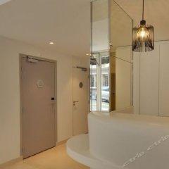 Отель Vendome-Saint Germain Hotel Франция, Париж - отзывы, цены и фото номеров - забронировать отель Vendome-Saint Germain Hotel онлайн ванная фото 3