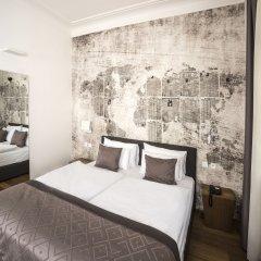 Отель Golden Crown Чехия, Прага - 7 отзывов об отеле, цены и фото номеров - забронировать отель Golden Crown онлайн комната для гостей фото 2
