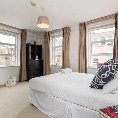 Отель Urban Chic - Bond Street Великобритания, Лондон - отзывы, цены и фото номеров - забронировать отель Urban Chic - Bond Street онлайн комната для гостей фото 5