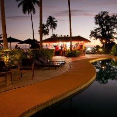 Отель Crusoe's Retreat Фиджи, Вити-Леву - отзывы, цены и фото номеров - забронировать отель Crusoe's Retreat онлайн бассейн фото 3