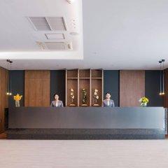 Отель Citadines Haeundae Busan интерьер отеля