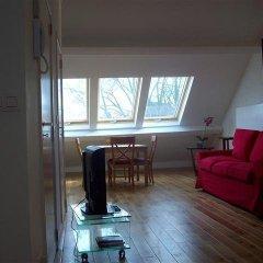 Апартаменты Apartment First Class Bouilliot Брюссель комната для гостей фото 2