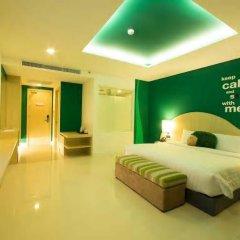 Sleep With Me Hotel design hotel @ patong 4* Стандартный номер фото 13
