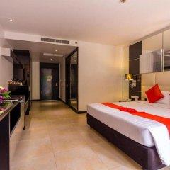 Отель Nova Platinum Паттайя сейф в номере