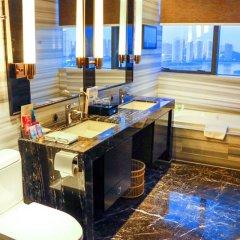 Отель Xiamen Wanjia International Hotel Китай, Сямынь - отзывы, цены и фото номеров - забронировать отель Xiamen Wanjia International Hotel онлайн бассейн фото 2