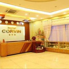 Отель Corvin Hotel Вьетнам, Вунгтау - отзывы, цены и фото номеров - забронировать отель Corvin Hotel онлайн интерьер отеля фото 2