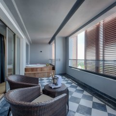 Отель Selectum Luxury Resort Belek балкон