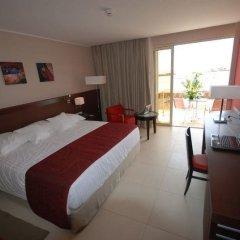 Отель Terrou Bi And Casino Resort Дакар сейф в номере