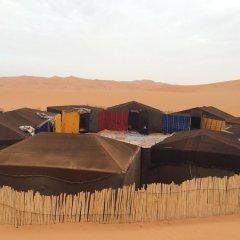 Отель Kasbah Mohayut Марокко, Мерзуга - отзывы, цены и фото номеров - забронировать отель Kasbah Mohayut онлайн приотельная территория фото 2