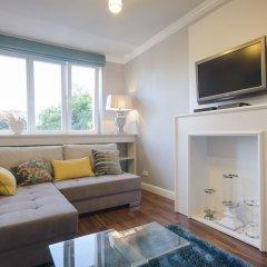 Апартаменты Dom & House - Apartment Turquoise Sopot комната для гостей фото 3