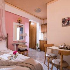 Отель Socrates Hotel Греция, Малия - 1 отзыв об отеле, цены и фото номеров - забронировать отель Socrates Hotel онлайн комната для гостей фото 2