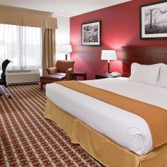 Holiday Inn Express Hotel & Suites Columbus Univ Area - Osu комната для гостей фото 5