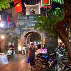 Отель Mayflower Hotel Hanoi Вьетнам, Ханой - отзывы, цены и фото номеров - забронировать отель Mayflower Hotel Hanoi онлайн парковка