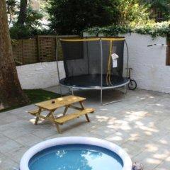Отель Saint James Backpackers Великобритания, Лондон - отзывы, цены и фото номеров - забронировать отель Saint James Backpackers онлайн бассейн фото 2