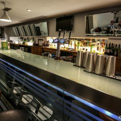 Arora Hotel Manchester гостиничный бар