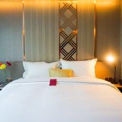 Отель Glow Sukhumvit 5 By Centropolis Бангкок комната для гостей